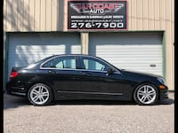 2013 Mercedes-Benz C-Class C300 4MATIC Sport Sedan Charleston