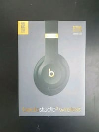 Rarely used Beats Studio 3 Wireless Headphones (Noise Cancelling) Toronto, M1V 3L2