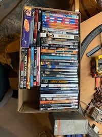 Dvd Lot of movies and tv shows (Great Value!)