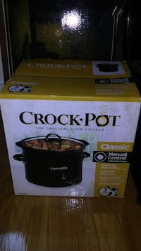brand new crockpot Washington, 20018