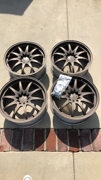 sport Max Racing forged wheels 18x7 Glendale, 91208