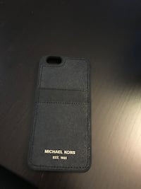 MICHAEL KORS CELL PHONE CASE!