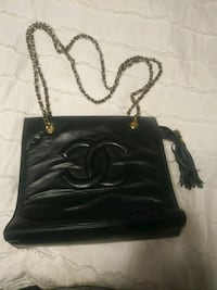 black leather bag Farmerville, 71241