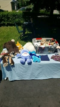 Stuffed animals $1.00 to $2.00 Brantford, N3P 1G2