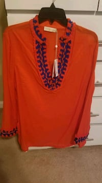 Authentic Tory Burch Samba Tunic BRAND NEW Oakton, 22124