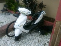 white and black motor scooter Hallandale Beach, 33009