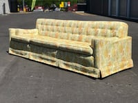 Mid Century Floral Couch Tampa, 33607