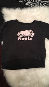 """""""Salt and pepper"""" grey roots crew neck Barrie, L4N 0B2"""