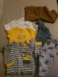 Baby boy bundle, 3-6 mos, 6mos, will sell separate Lexington, 29072