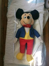 24 inch Mickey Mouse (with rare blue suit) Houston, 77086