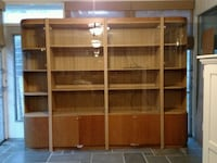 Wall unit six pieces NEGOTIABLE  Thomasville, 27360