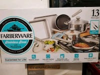 black and gray Farberware electric griddle box Mississauga, L5L 5E7