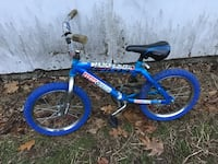 "16"" bike, works fine, free delivery,strong brakes,nice tires"