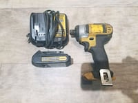 Dewalt impact, charger and battery. Gonzales, 70737