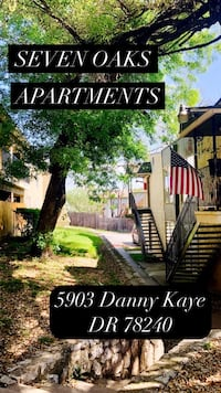 APT For rent 1BR 1BA SECTION 8 ACCEPTED  San Antonio