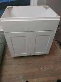 New 30 inch bathroom Vanity with top Burke