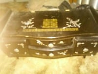 Small sized Chinese jewelry box  Holden, 64040