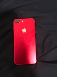 """iPhone 7 Plus """"Red"""" Anchorage"""