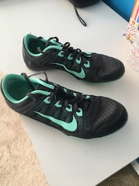 Womens Nike- Spiked track shoes- size 9.5 Centreville, 20120