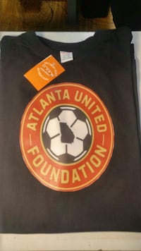 New Atlanta Untied Soccer T-shirt Atlanta