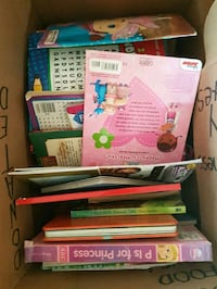 Box of kids boxs over 25 Regina, S4R