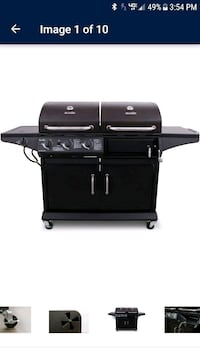 GAS AND CHARCOAL GRILL Hanceville, 35077