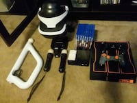 Ps4 & ps Vr bundle with games and controllers  Hagerstown, 21742