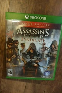 Assassins creed Syndicate verified by game stop  386 mi