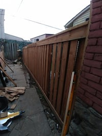 Free fence repair or install quotes Milton