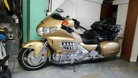 brown touring motorcycle Fife, 98424