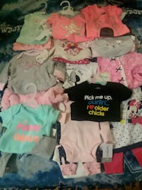 baby's assorted clothes Ogden, 84401