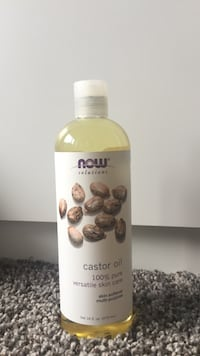 Now Solutions Castor oil 100% Veratile skin care Lakewood, 80214