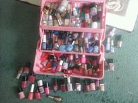 Nail polishes and lots of extras great deal Portland, 97217