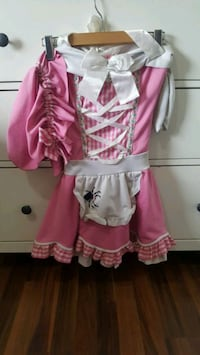Little Miss Muffet costume size small Surrey, V3T