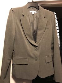 NY&C Suit Jacket Size 10 - Grey/Excellent Condition  Miamisburg, 45342