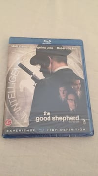 THE GOOD SHEPHERD dvd Oslo, 0985
