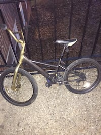 black and gray BMX bike Silver Spring, 20903