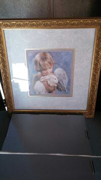 Grace Angel picture Frame Ontario, M8Z 2A2