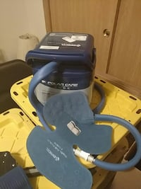 blue and gray Polar Care Cube machine Janesville, 53545