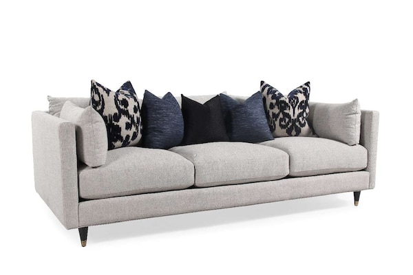 Brand New Couch Ottoman Pia By Jonathan Lewis