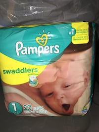 Pampers Swaddlers Infant Disposable Diapers Manassas, 20110