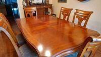 brown wooden dining table set Richmond, 23231
