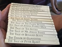 BEATRIX POTTER PETER RABBIT BOOKS IN BURLINGTON Burlington