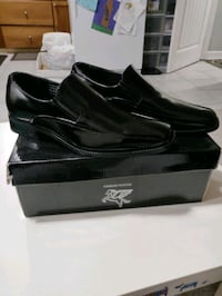 Gorgio venturi dress shoes size 8 brand new