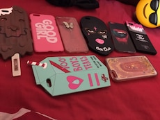 Assorted phone case lot