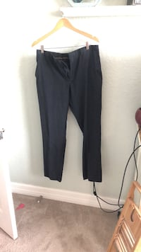 Joseph A Banks Pants Navy 34/32 Wool