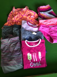 Girls Sizes 6-6x Tops and Pants  Toronto, M8V 1A9
