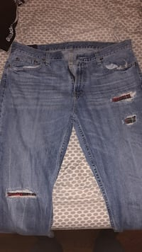 Hollister denim jeans