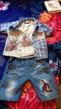 Toddler's assorted clothes Halifax, B3S