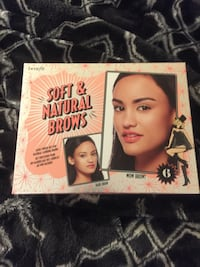 Soft & natural brows benefit Sephora  Vancouver, V6T